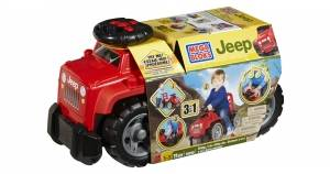 Jeep 3-in-1 Ride-On