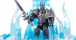 Sindragosa and the Lich King