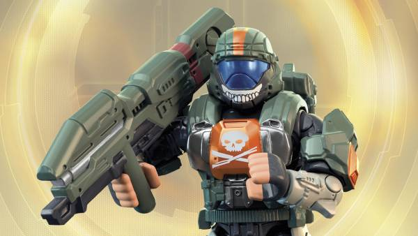 Image of: Dutch (ODST)