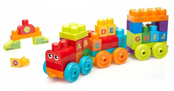 Train d'apprentissage ABC