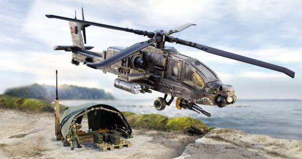 Image of: Anti-Armor Helicopter