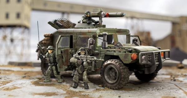 Image of: Armored Vehicle Charge