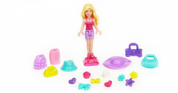 Build n Play Fashion Stand Mega Bloks 80211