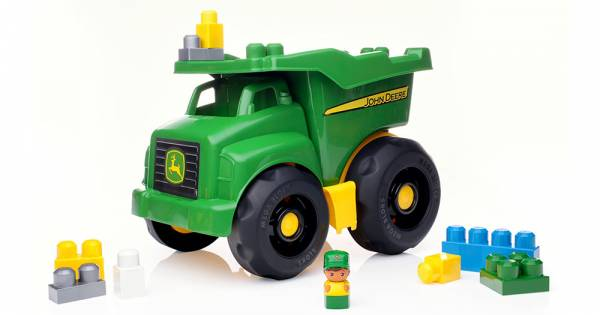 John Deere Large Dump Truck