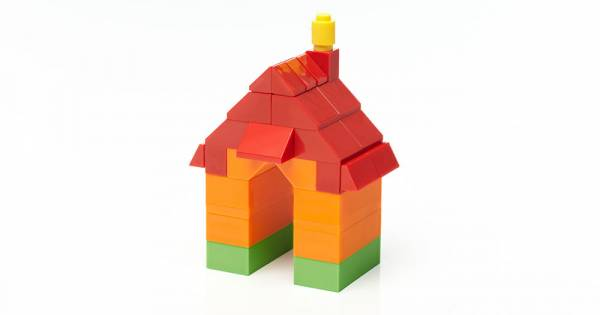 Vibrant Box of Blocks™ [240 pcs]
