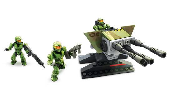 Image of: UNSC Turret
